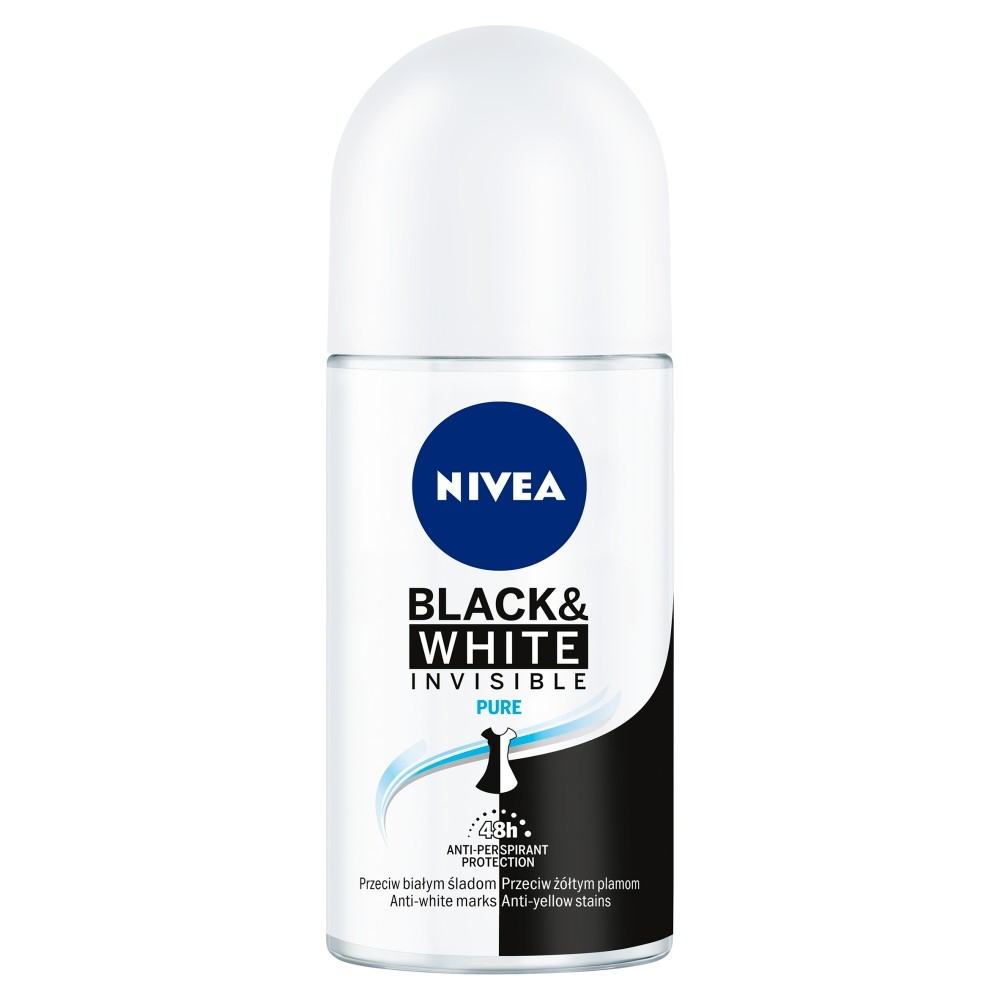 NiveaBlack&White Invisible Pure