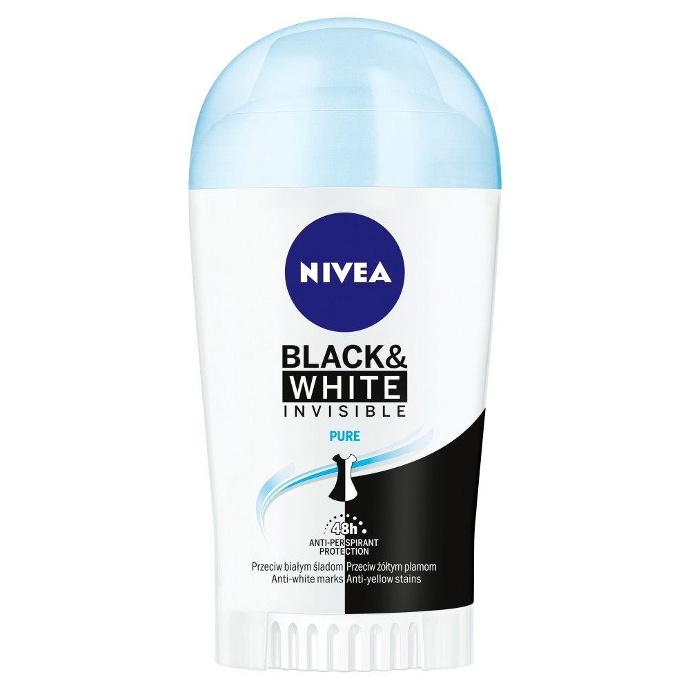 Nivea Black&White Invisible Pure