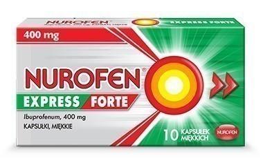 Nurofen Express Forte 400 mg