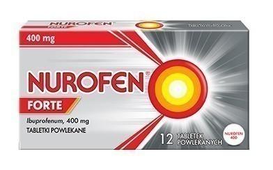 Nurofen Forte 400 mg