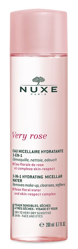 Nuxe Very Rose 3in1