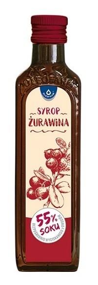 Oleofarm Syrop Żurawina 250 ml