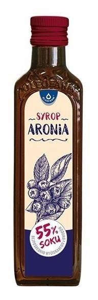Oleofarm Syrop Aronia 250 ml