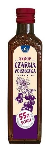 Oleofarm Syrop Czarna Porzeczka 250 ml