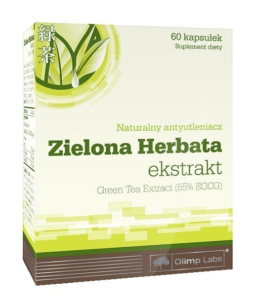 Olimp Zielona Herbata Ekstrakt