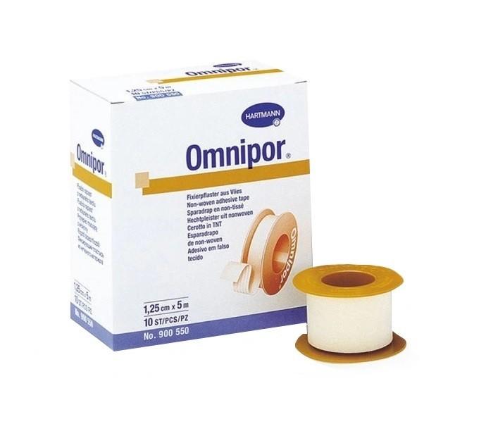 Omnipor 1,25 cm x 5 m 1 szt.