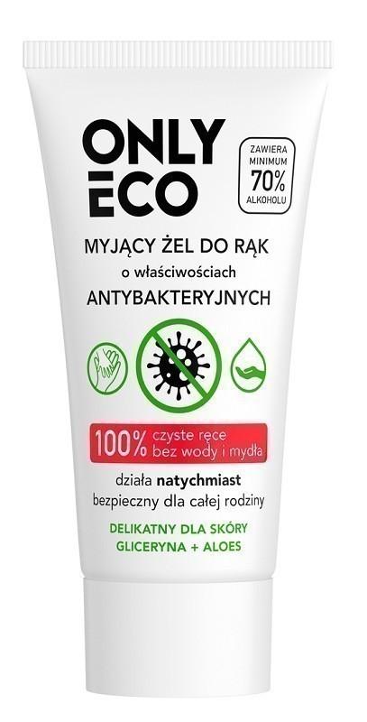 Only Eco Żel Antybakteryjny 70% alkoholu 50ml