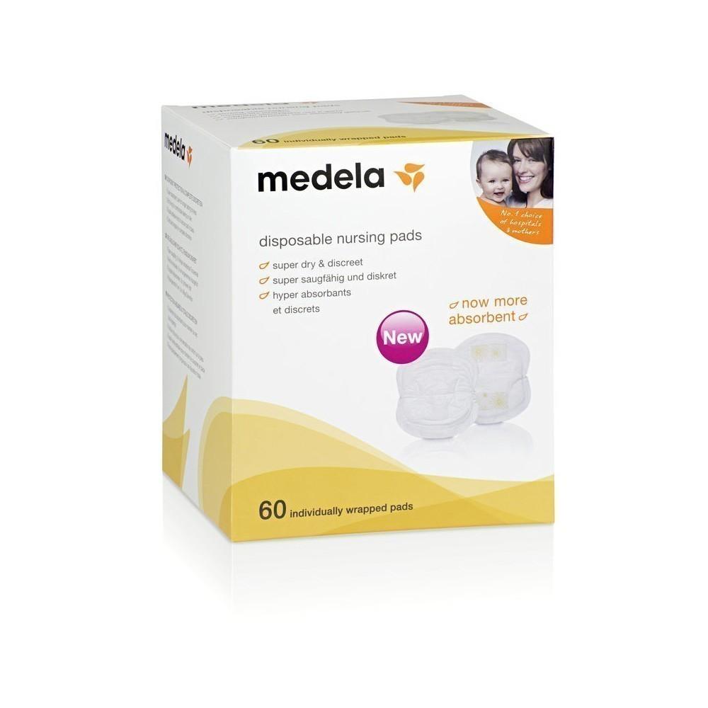 Medela - jednorazowe wkładki laktacyjne