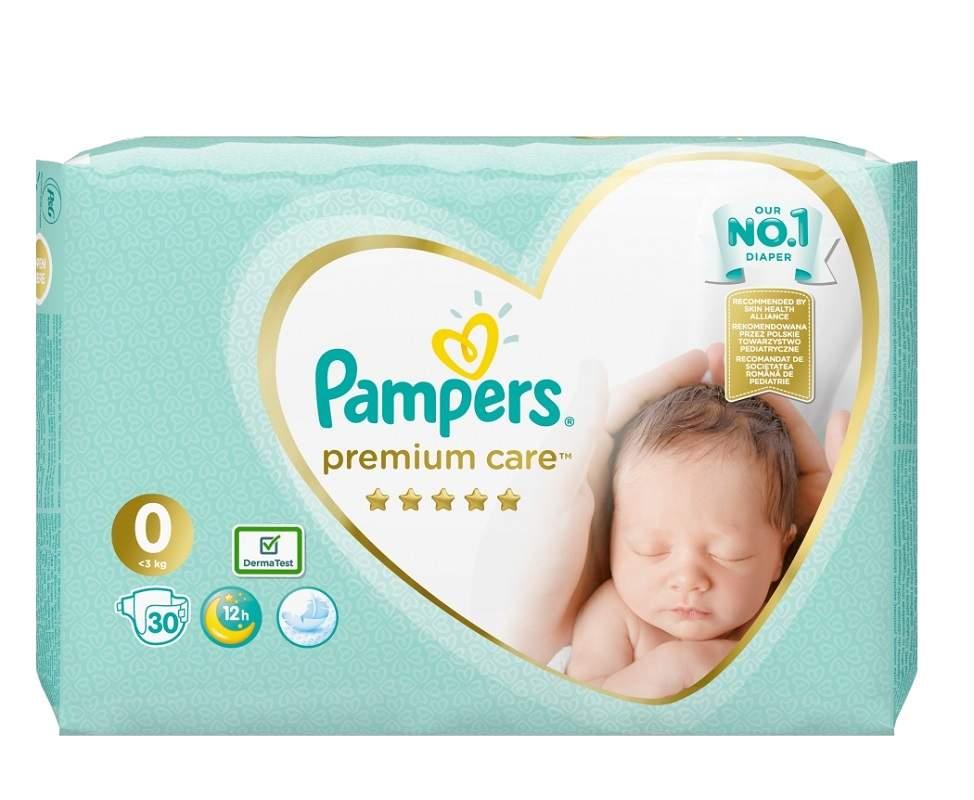 Pampers Premium Care 0