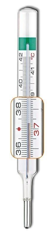 PiC Vedoeco Termometr Bezrtęciowy Kliniczny