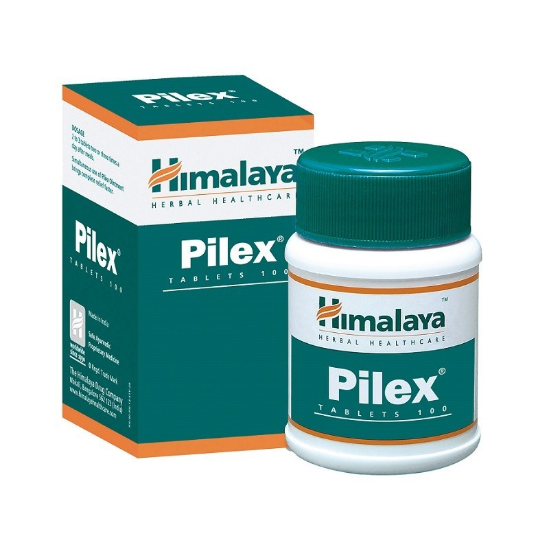 Himalaya Pilex 100 Tabletek