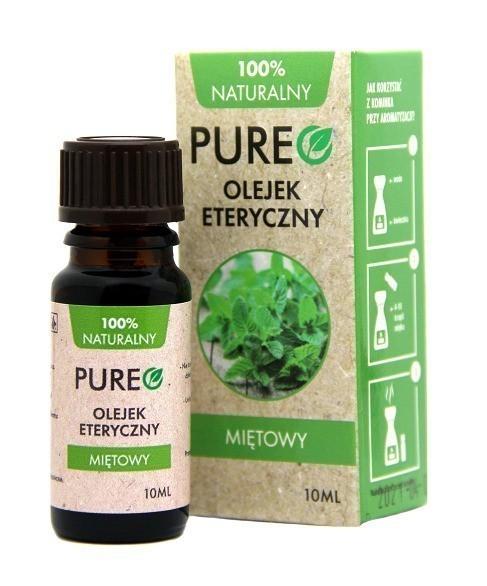 Pureo Naturalny Olejek Eteryczny Miętowy 10 ml