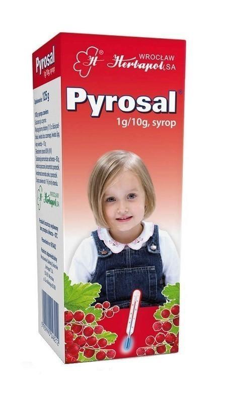 Pyrosal Syrop 125 g