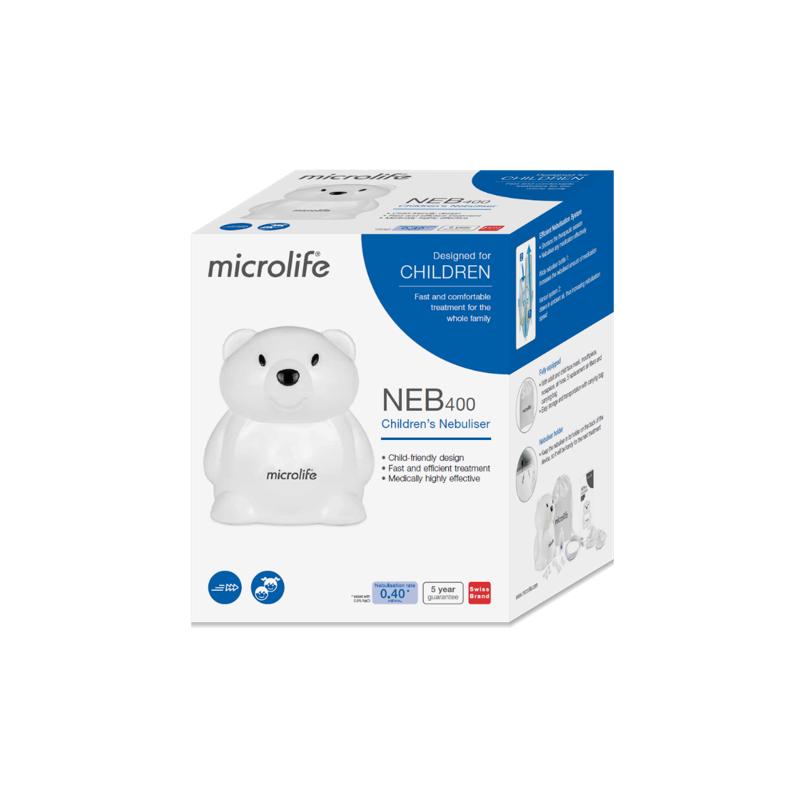 Microlife Inhalator Tłokowy Neb400
