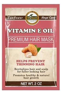 Difeel Premium Hair Mask Olejek z Witaminą E