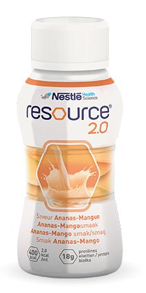 Resource 2.0 Smak Waniliowy 200 ml