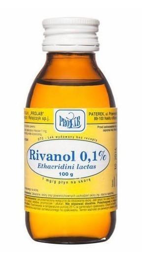 Rivanol 0,1%