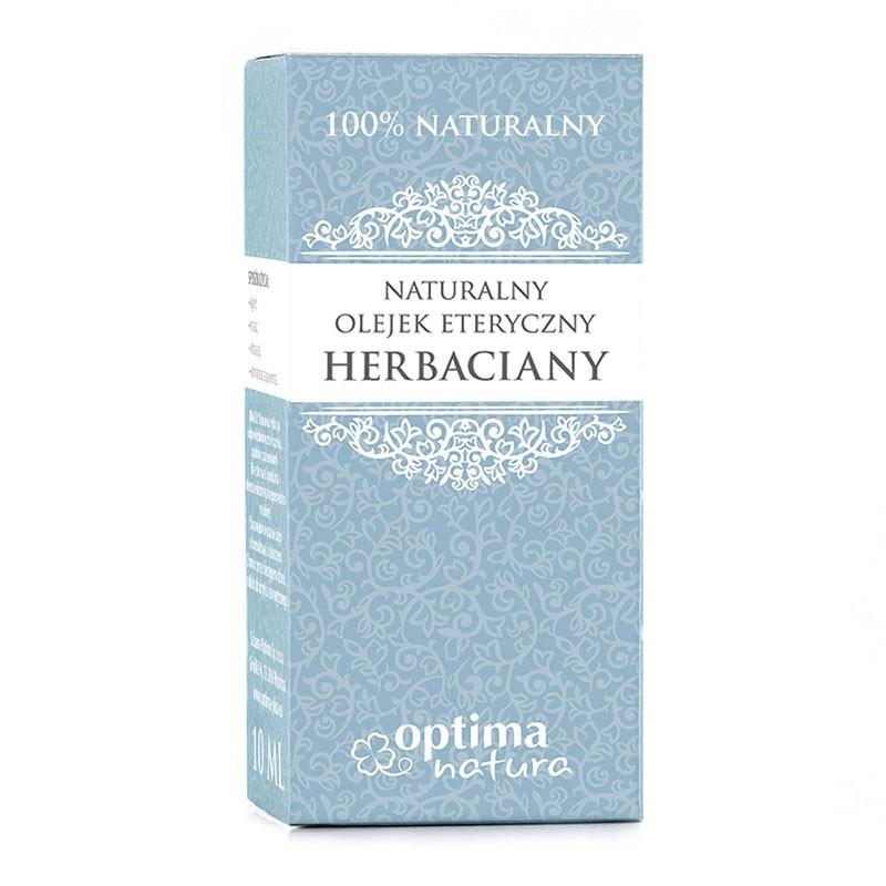 Naturalny olejek eteryczny herbaciany