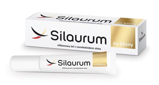 Silaurum Żel na blizny 15 ml