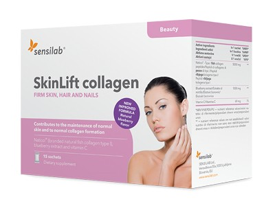 Sensilab SkinLift Collagen 15 Saszetek