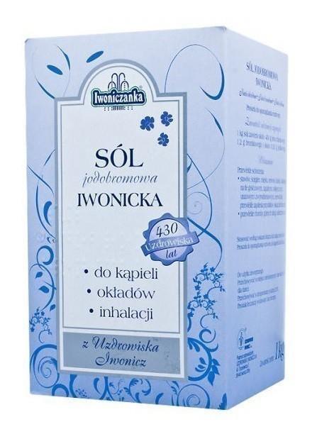 Sól Iwonicka 1 kg