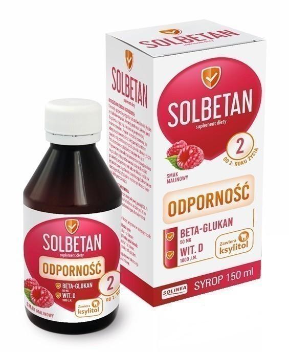 Solbetan Syrop 150 ml