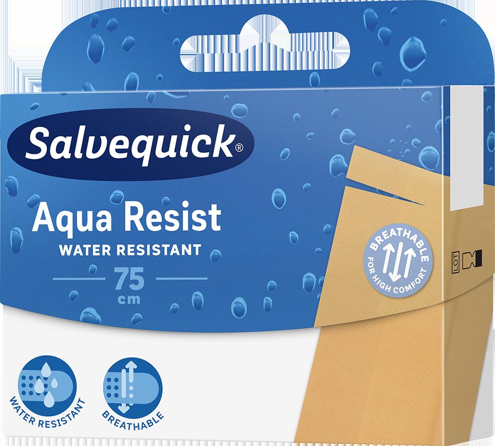 Salvequick Aqua Resist - plaster wodoodporny do cięcia
