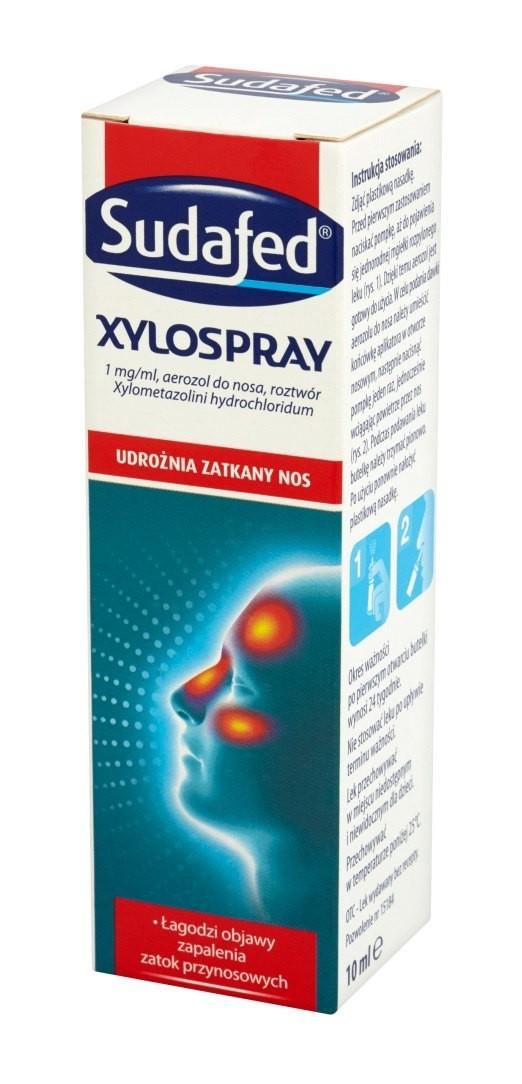Sudafed XyloSpray