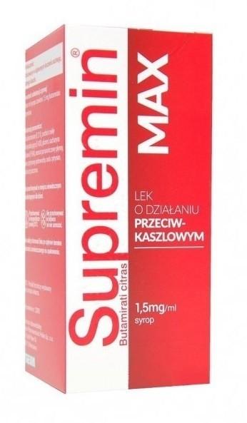 Supremin Max Syrop 150 ml