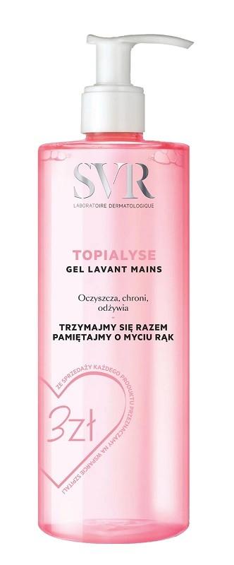 SVR Topialyse Gel Lavant