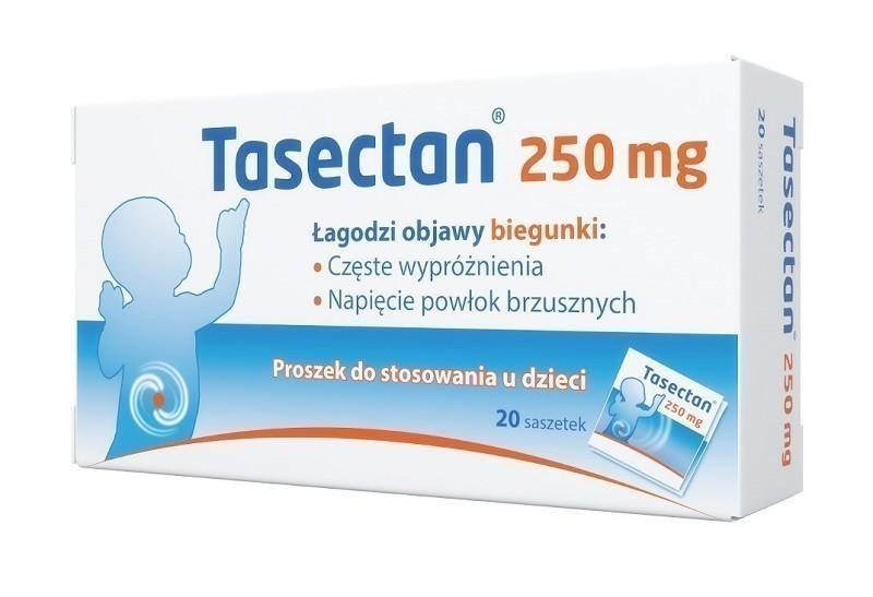 Tasectan 250 mg 20 Saszetek