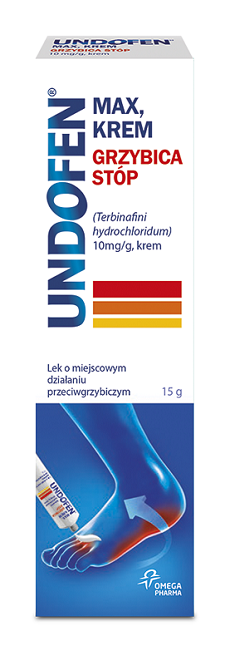 Undofen Max 1% Krem 15 g