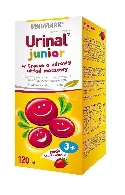 Urinal Junior Syrop 120 ml