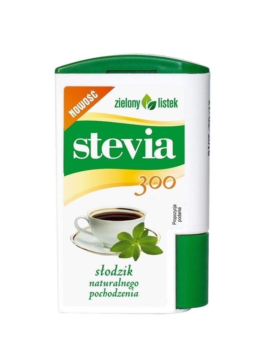 Zielony Listek Stevia 300 Tabletek